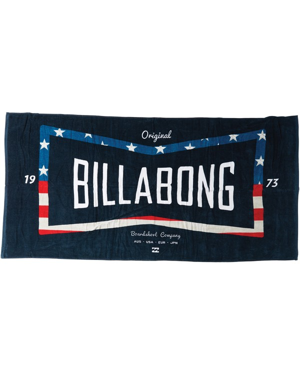 0 Craftsman Towel  MATWQBCE Billabong