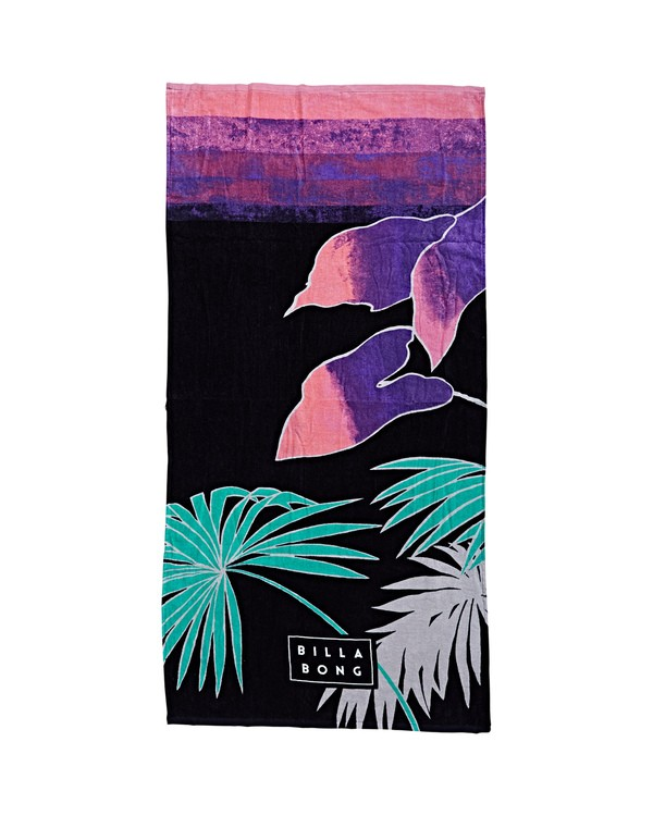0 Waves Towel Blue MATWVBWA Billabong