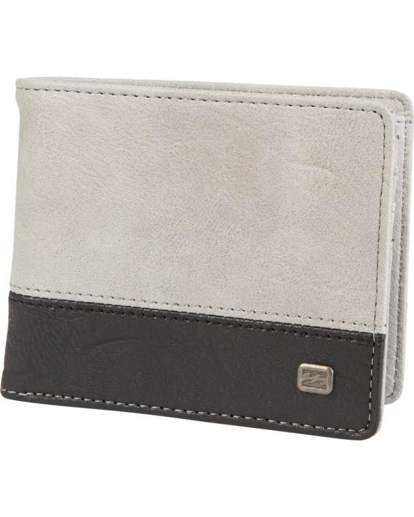 0 Dimension Wallet Grey MAWT1BDI Billabong