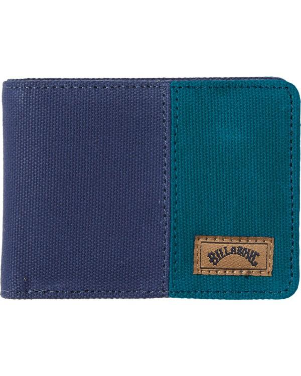 0 Tides Wallet Blue MAWT3BTI Billabong