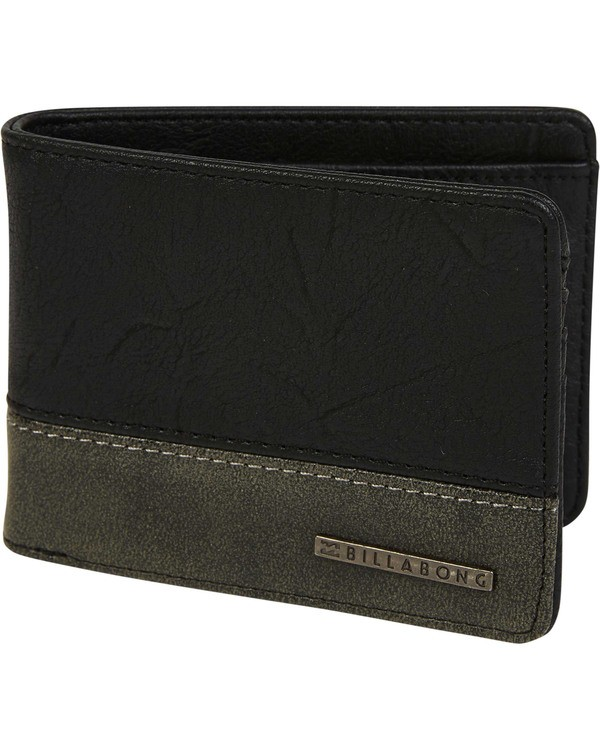0 Dimension Wallet Grey MAWTNBDI Billabong