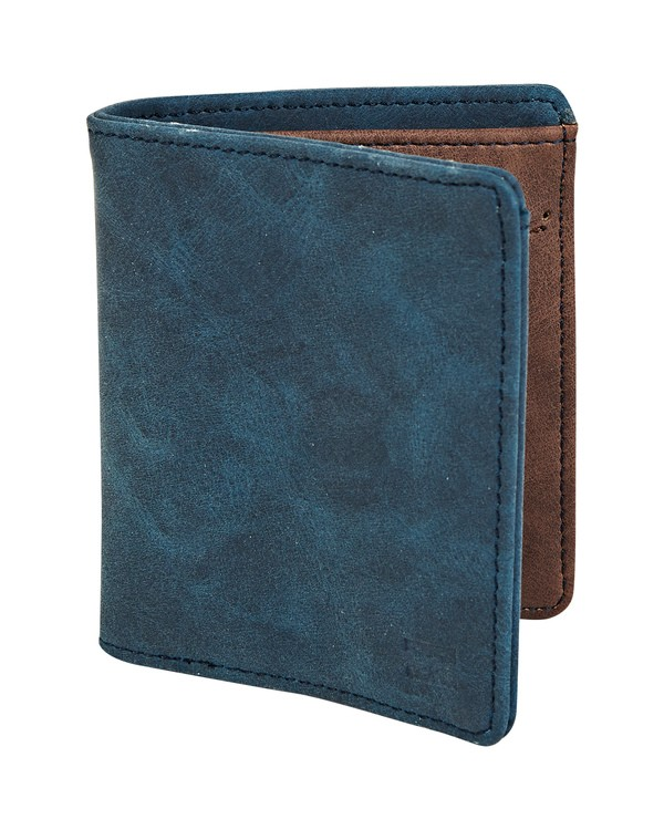 0 Gaviotas PU Wallet Blue MAWTTBGA Billabong