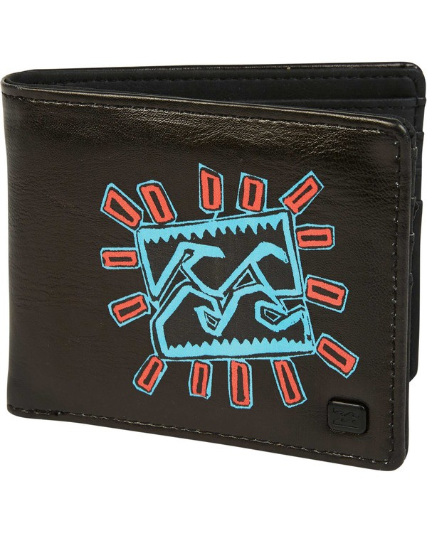 0 Tides Bi-fold Wallet  MAWTTBTI Billabong