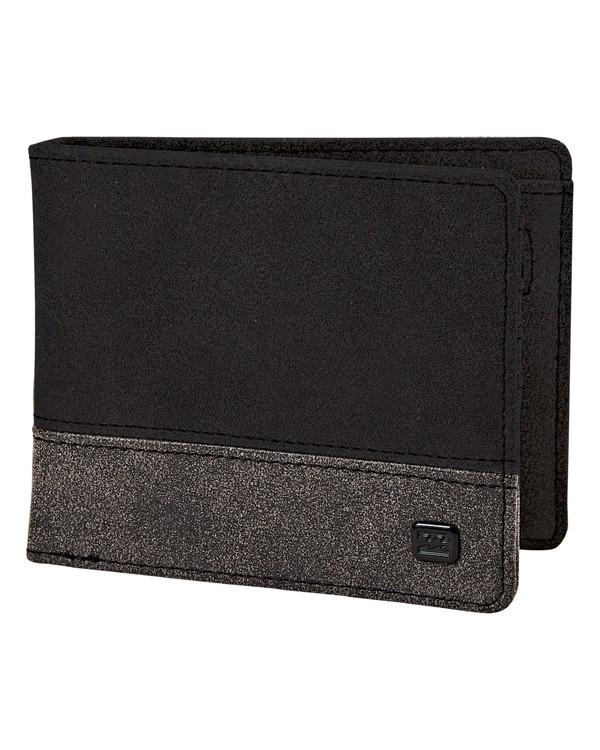 0 Dimension Wallet Black MAWTVBDI Billabong