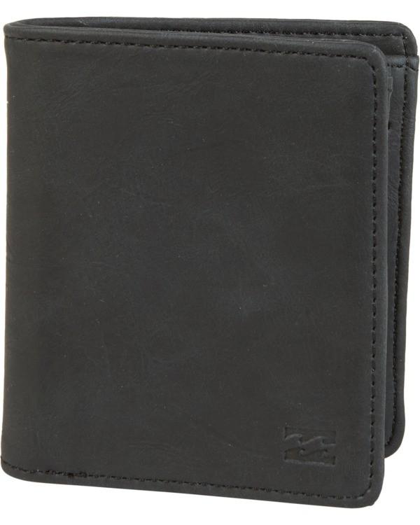 0 Gaviotas Pu Wallet Black MAWTVBGA Billabong