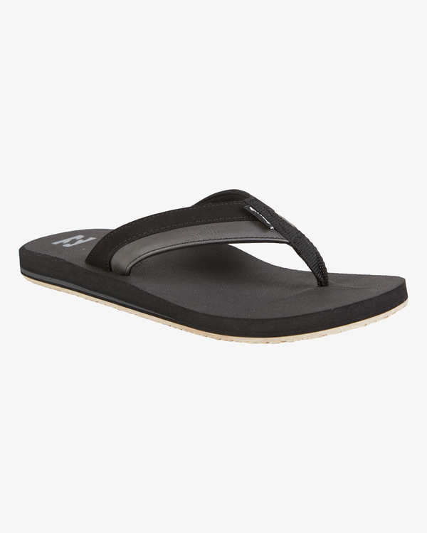 0 All Day Impact Sandals Black MFOT1BAD Billabong