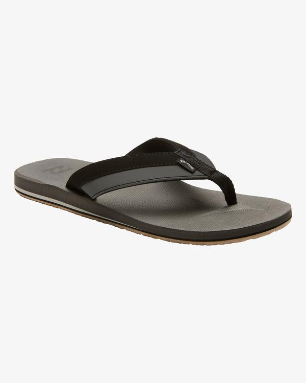0 All Day Impact Sandals White MFOT1BAD Billabong
