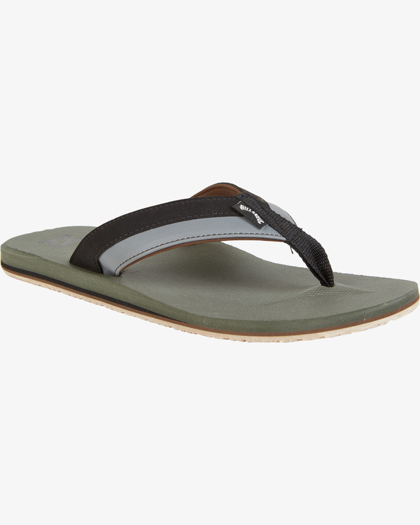 0 All Day Impact Sandals Green MFOT1BAD Billabong