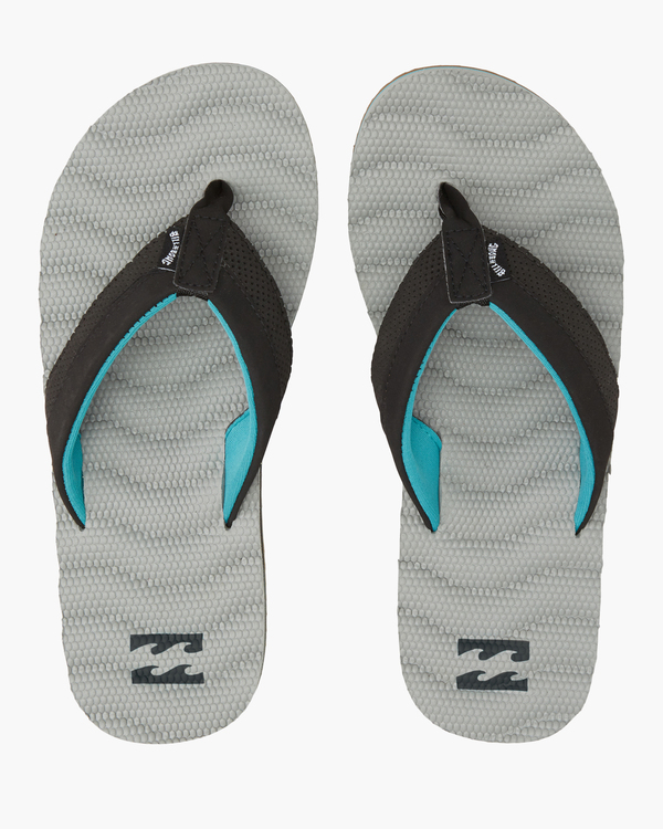 0 Dunes Impact Sandals Grey MFOT1BDI Billabong