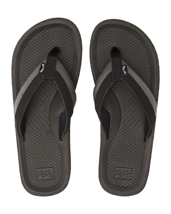 0 Offshore Impact Sandals Black MFOT1BOI Billabong