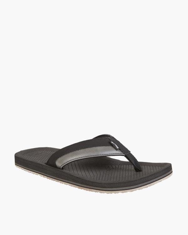 0 Offshore Impact Sandals Black MFOT1BOI Billabong