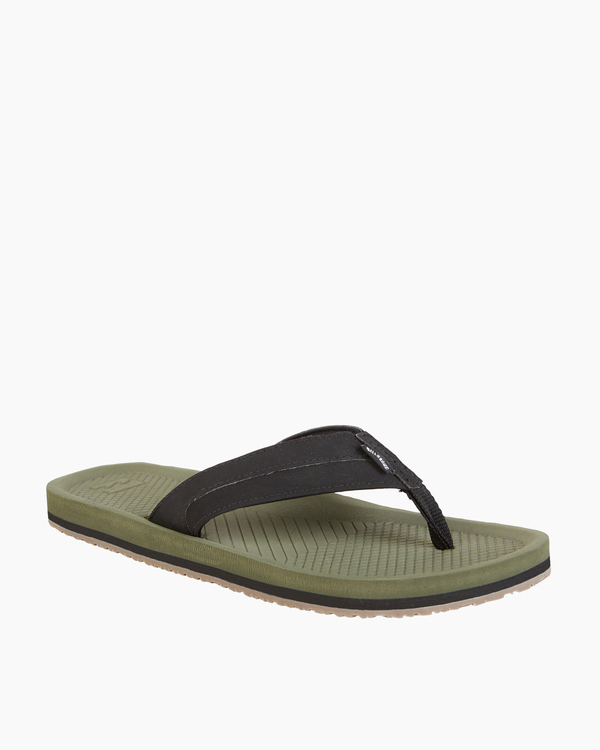 0 Offshore Impact Sandals Green MFOT1BOI Billabong