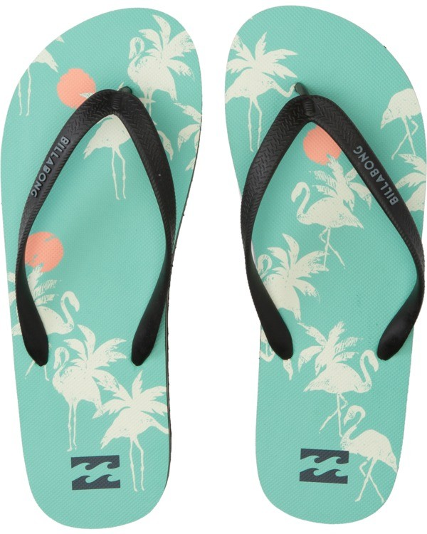 0 Tides Sandals Green MFOT1BTI Billabong