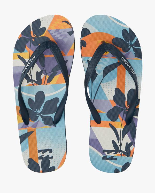 0 Tides Sandals Blue MFOT3BTI Billabong