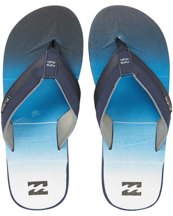 0 All Day Impact Print Sandals  MFOTNBAI Billabong