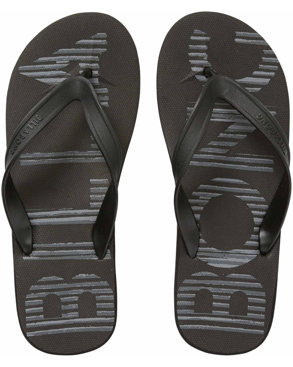 0 All Day Print Sandals Black MFOTNBAP Billabong