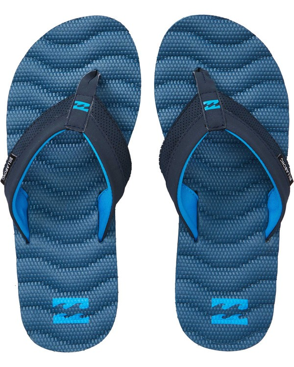 0 Dunes Impact Sandals Blue MFOTTBDI Billabong