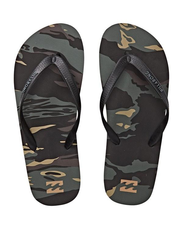 0 Tides Sandals Black MFOTVBTI Billabong