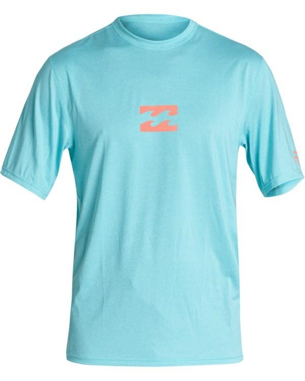 0 All Day Wave Loose Fit Short Sleeve Surf Shirt  MR011BAL Billabong