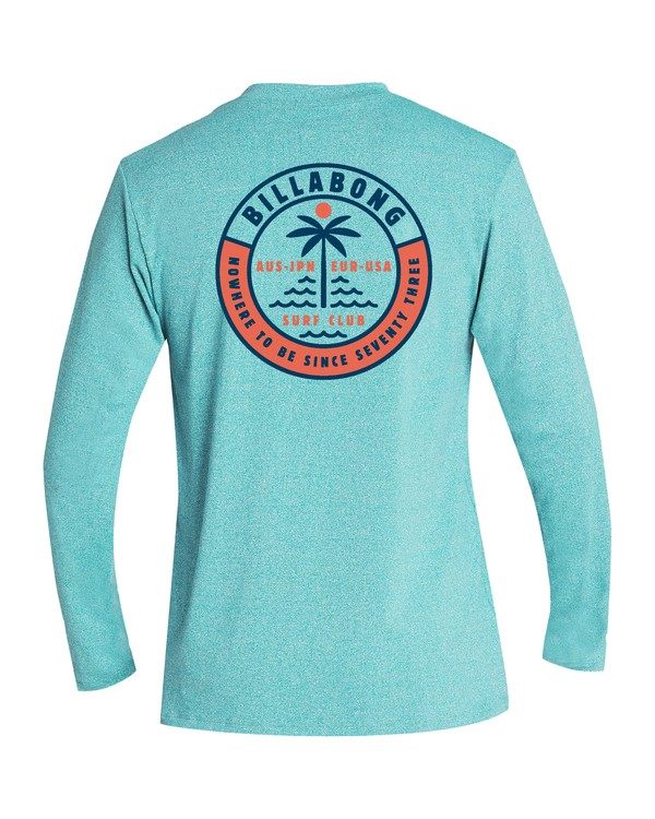 0 Sea Shore Loose Fit Long Sleeve Rashguard  MR59VBSE Billabong