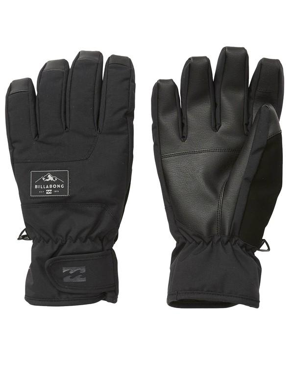 0 Kera Snow Gloves Brown MSGLVBKG Billabong