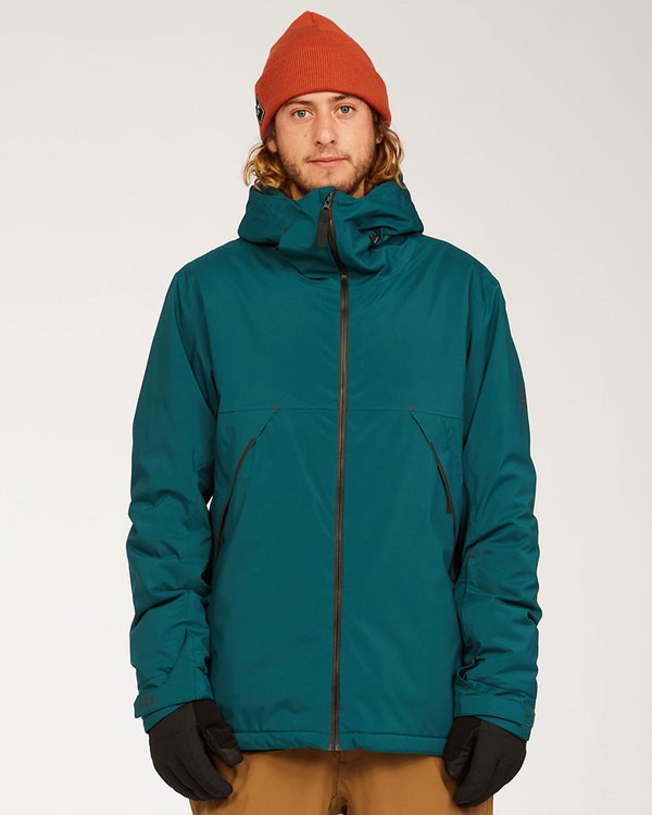 0 Expedition Jacket Multicolor MSNJ3BEX Billabong