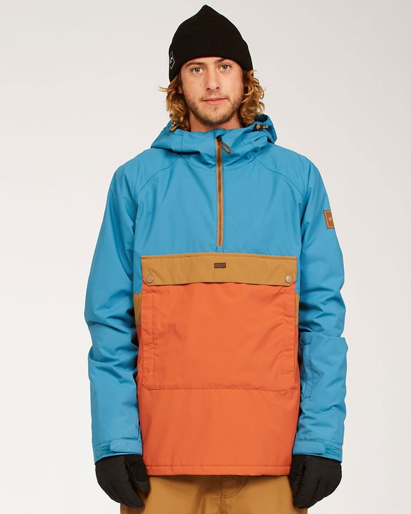 0 Stalefish Jacket Blue MSNJ3BSA Billabong