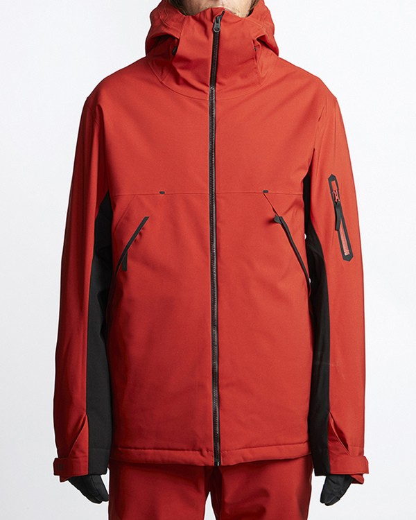 0 Expedition Snow Jacket Red MSNJVBEX Billabong
