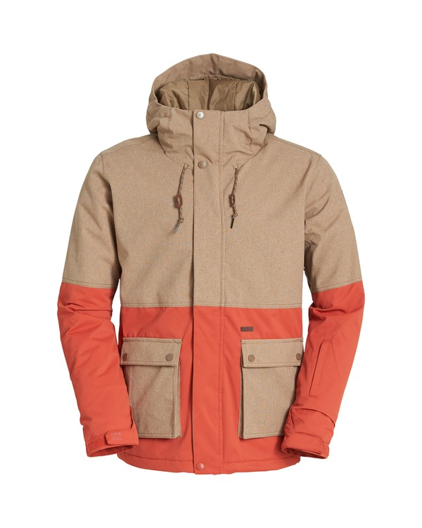 0 Fifty 50 Snow Jacket  MSNJVBFF Billabong