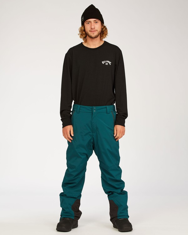 0 Compass Pant Multicolor MSNP3BCO Billabong