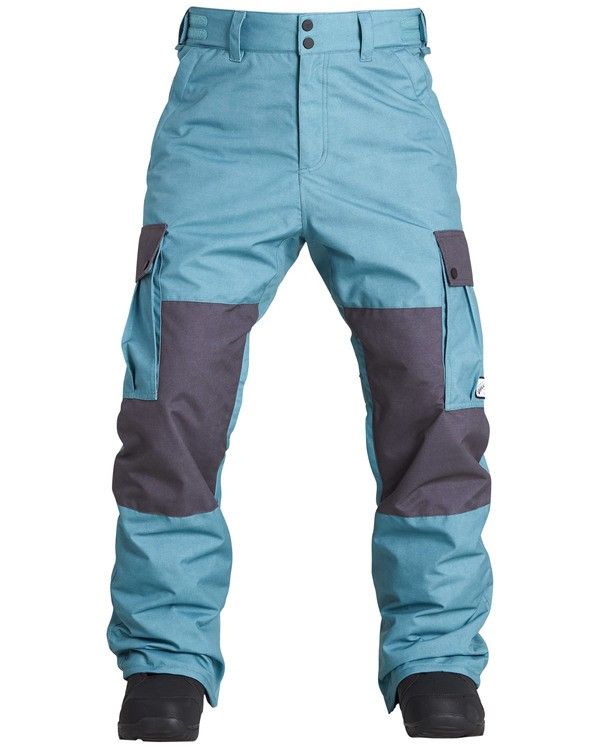 0 Men's Transport Outerwear Snow Pants  MSNPQTRA Billabong
