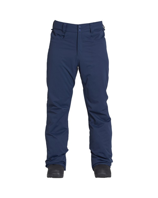 0 Outsider Snow Pant Blue MSNPVBOU Billabong