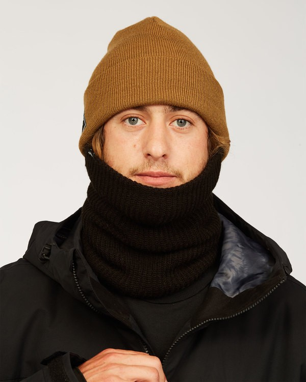 0 All Day Neckwarmer Black MSNW3BAD Billabong
