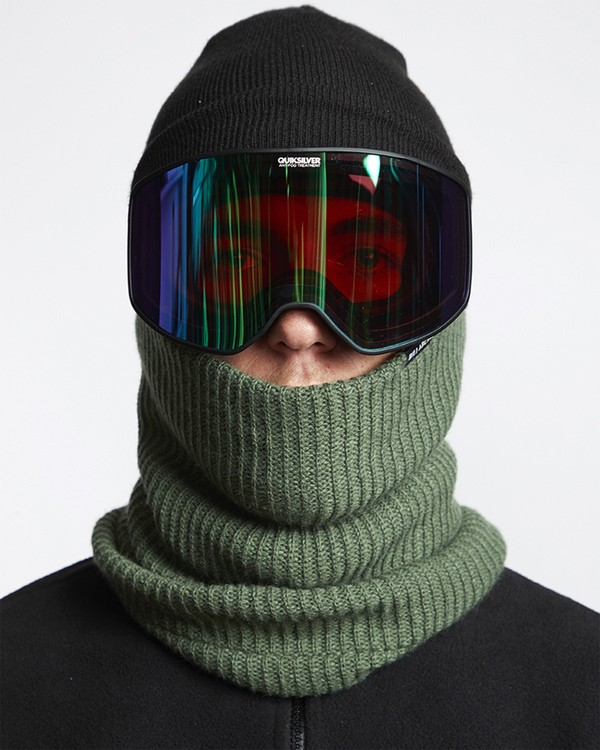 0 All Day Neckwarmer Green MSNWVBAD Billabong