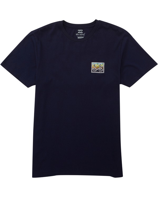 0 Crusty Tee  MT10PBCR Billabong