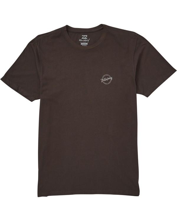 0 Eighty Six T-Shirt  MT10QBEI Billabong