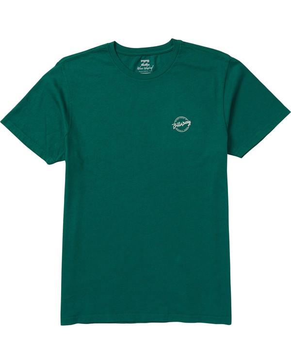 0 Eighty Six Graphic T-Shirt  MT10SBEI Billabong