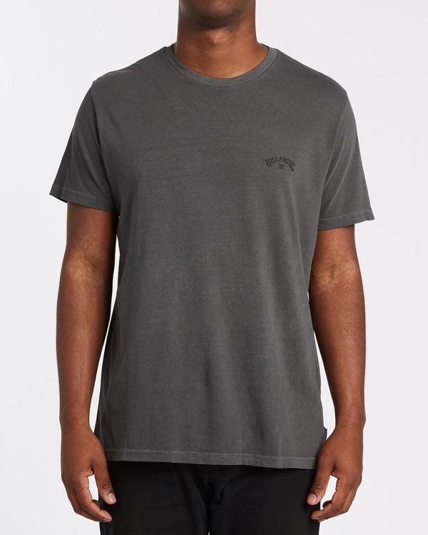 0 Arch Wave Short Sleeve T-Shirt White MT132BAW Billabong