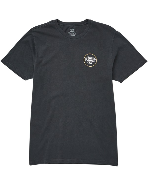 0 Cruiser T-Shirt Grey MT13QBCR Billabong