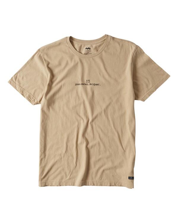 0 83 T-Shirt Yellow MT13TB83 Billabong