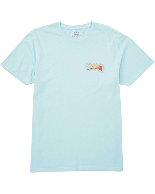 0 Parasol T-Shirt Blue MT13TBPA Billabong