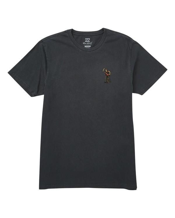0 Reapin' T-Shirt  MT13TBRE Billabong