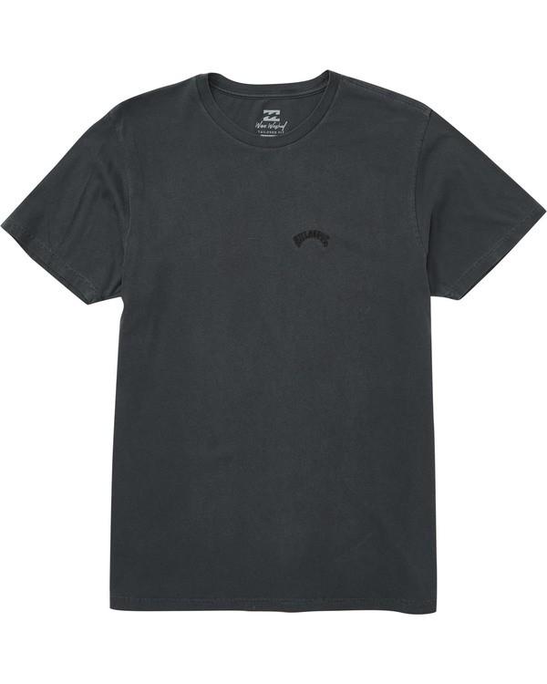 0 Seven Three T-Shirt White MT13TBST Billabong