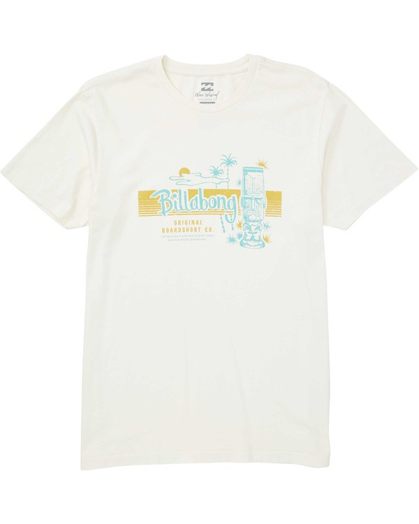 0 Tiki T-Shirt  MT13TBTI Billabong