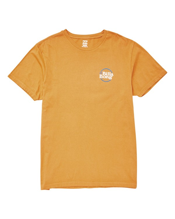 0 Cruise T-Shirt Orange MT13UBCR Billabong