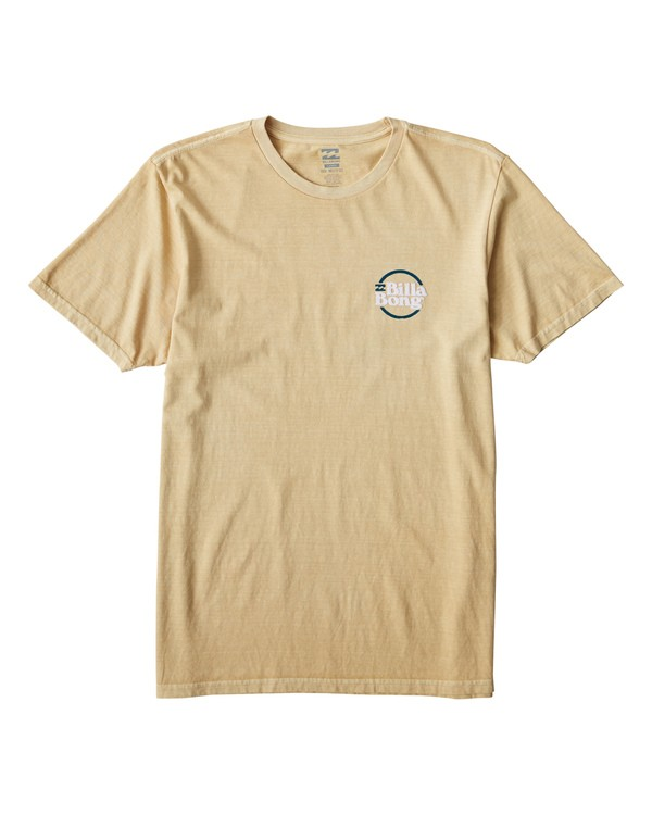 0 Cruise T-Shirt Beige MT13VBCR Billabong