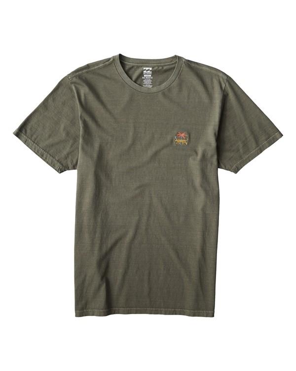 0 Jungle T-Shirt  MT13VBJU Billabong