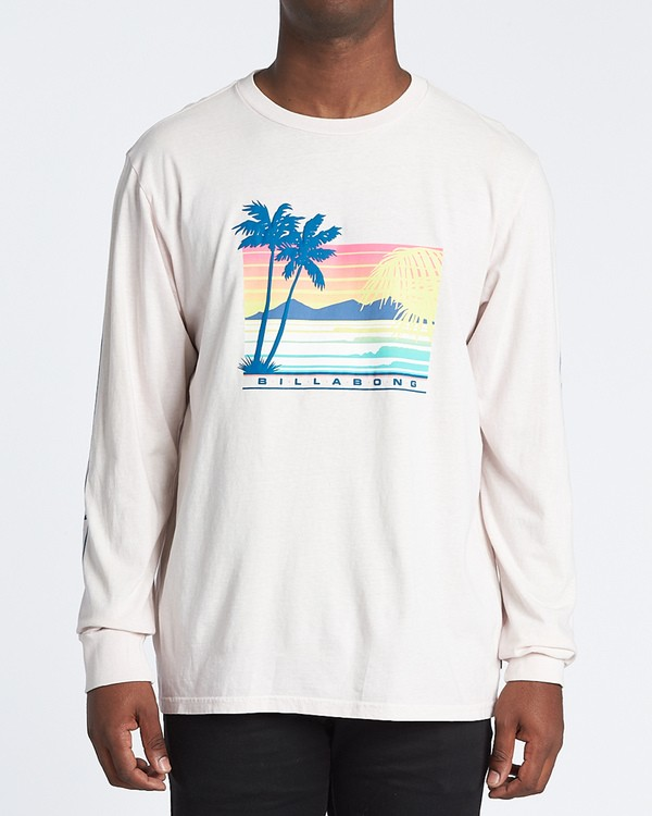 0 Coastline Long Sleeve T-Shirt  MT431BCO Billabong