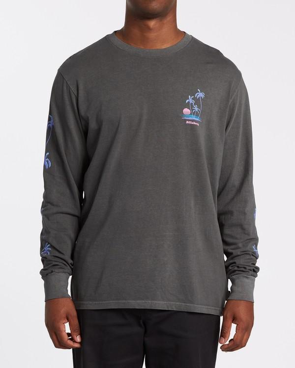 0 Cruiser Long Sleeve T-Shirt White MT432BCU Billabong