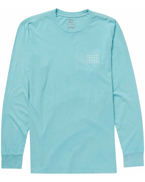 0 Die Cut Long Sleeve Tee  MT43MDIE Billabong